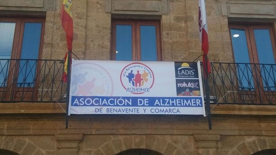 Alzheimer Benavente recauda 2.500 euros en su cuestación anual
