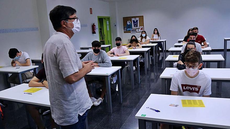 El TSJC prohibeix identificar els alumnes que facin la selectivitat en castellà