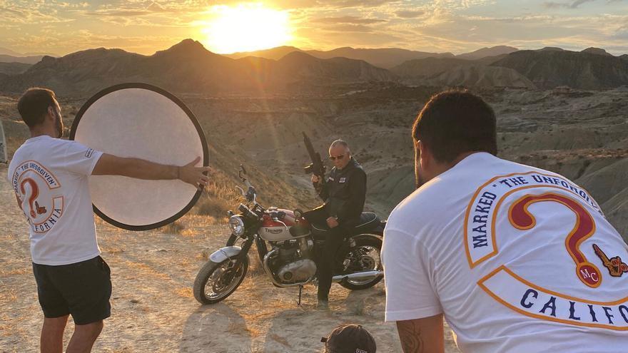 La serie 'Marked-The Unforgiven' rodará en abril en la plaza de toros de La Malagueta