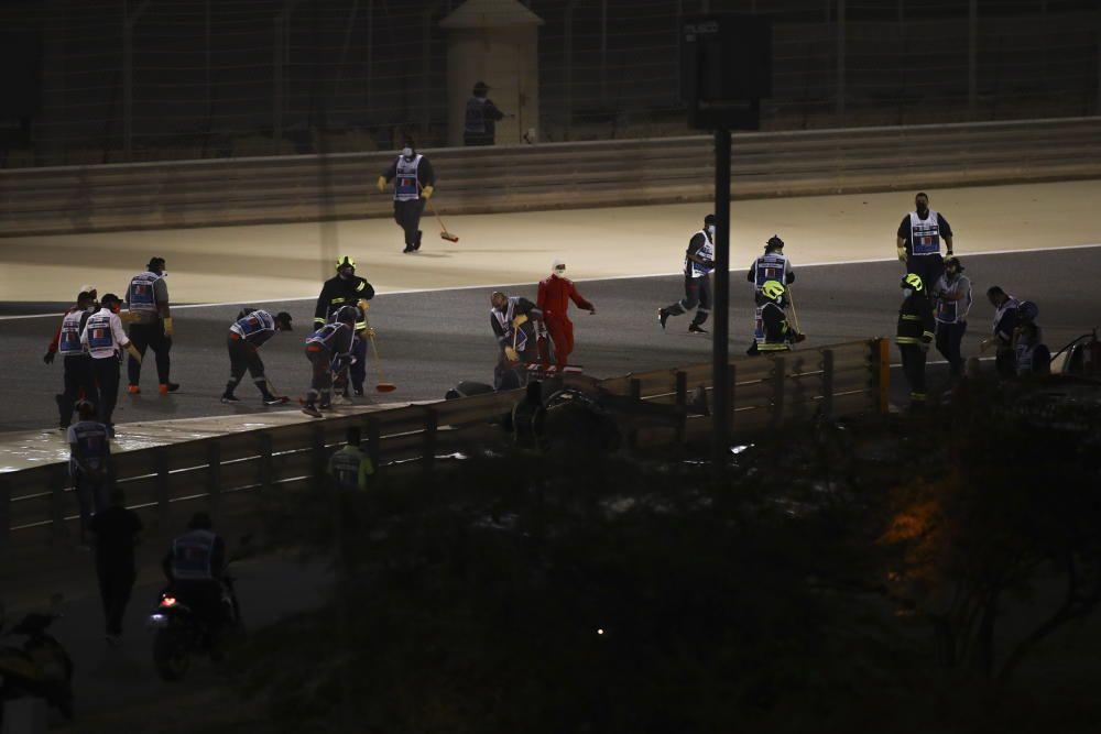 GP de Baréin de Fórmula-1