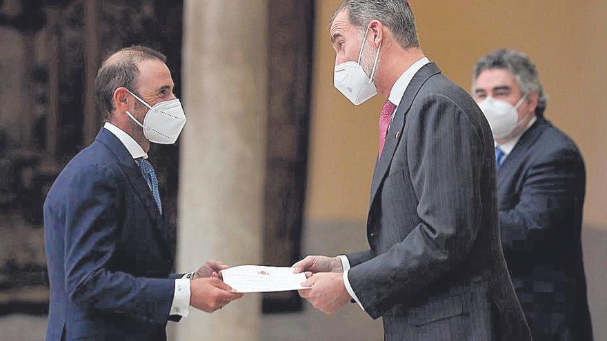 Valverde y Carrasco, galardonados en los Premios del Deporte