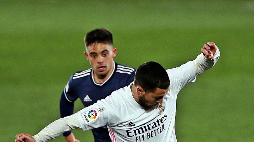 Lucas y Asensio noquean al Celta
