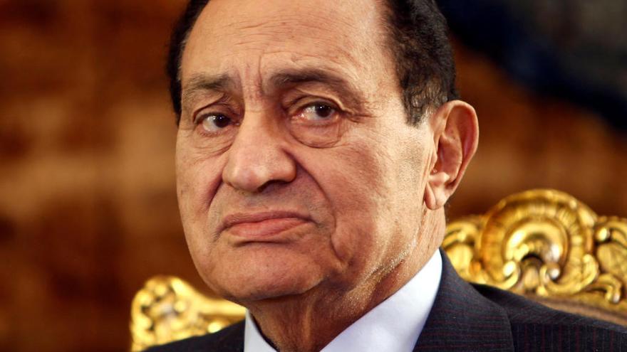 Mubarak sale de prisión seis años después de la primavera árabe