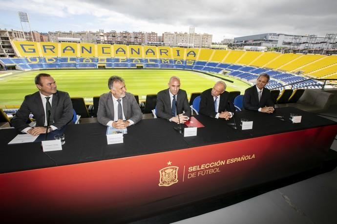 06.11.18. Las Palmas de Gran Canaria. Fútbol. ...