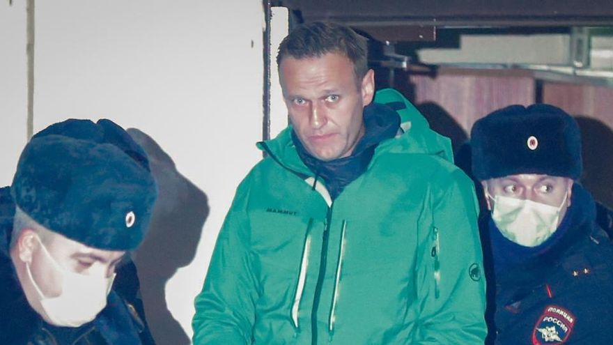 La Eurocámara pide sanciones más duras de la UE a Rusia tras la detención de Navalni