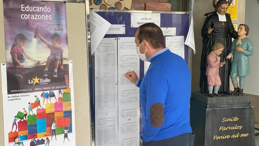 Las solicitudes en Infantil de menores de 3 años suben un 16,67% en Córdoba