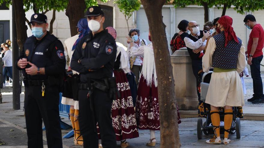Bando de la Huerta 2021: Ambiente en Murcia