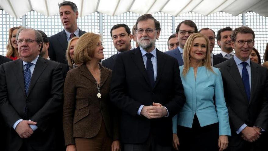 Granados le amarga la comida a Rajoy