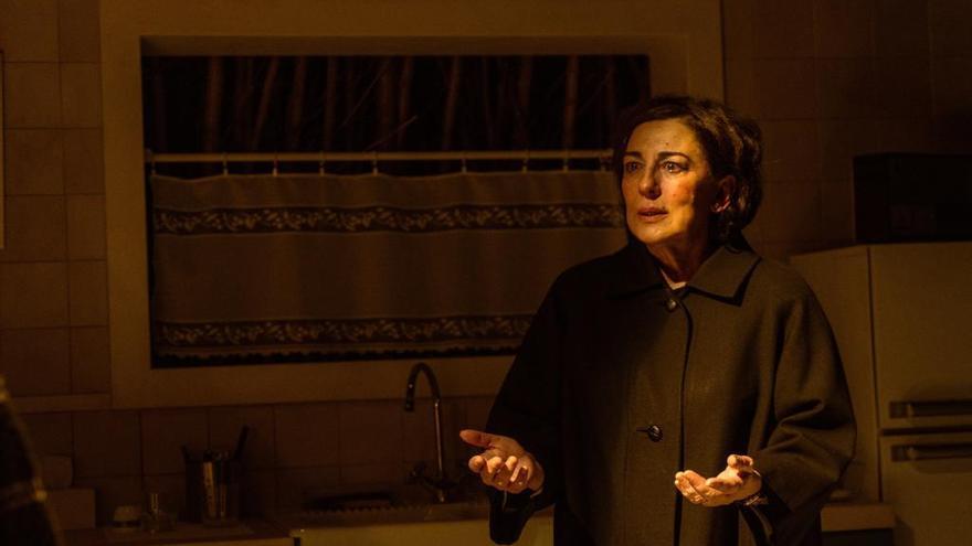 Isabel Ordaz trae a Mallorca un exitoso montaje