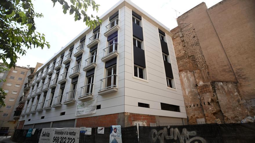 El alto coste de construcción aleja a gran parte de la población de un piso a estrenar