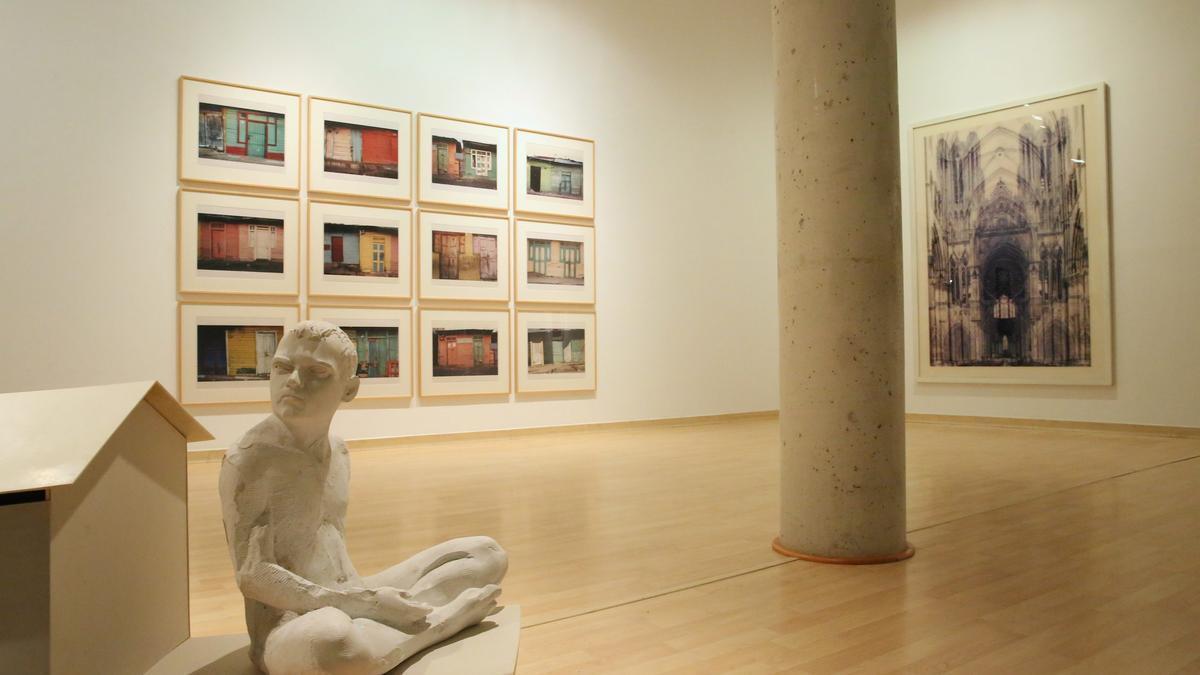 Exposición ´La mirada inconcreta´en el Centro de Arte Contemporáneo de Málaga