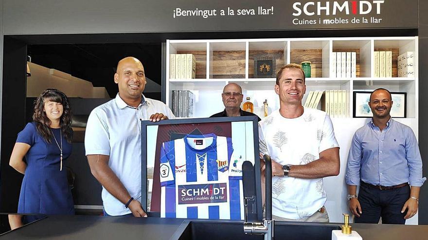 El Figueres confirma el fitxatge d'Enric Maureta