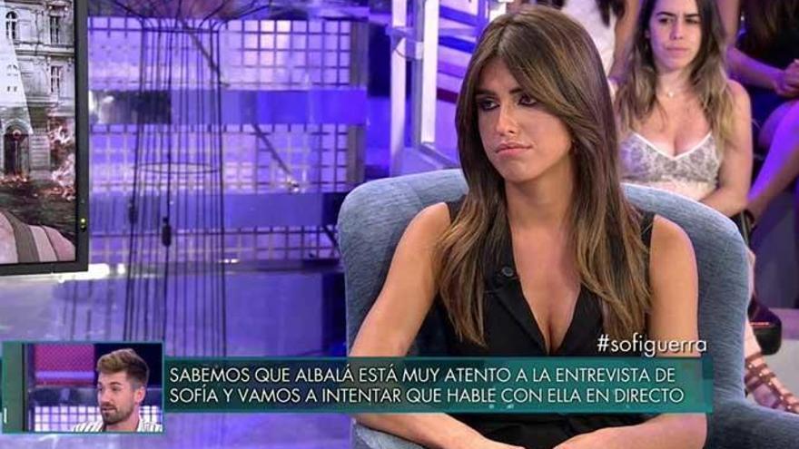 Sofía Suescun confirma en Deluxe su ruptura con Alejandro Albalá