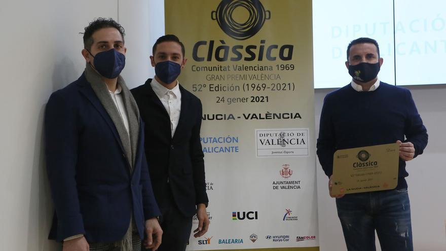 La Clàssica ciclista Comunitat Valenciana vuelve el 24 desde La Nucía tras 16 años
