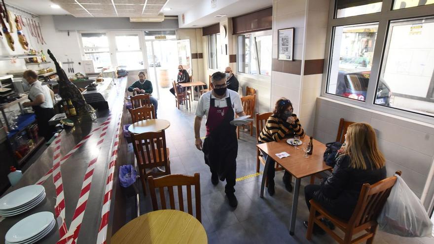 El TSJMU da la razón a la Comunidad frente a la hostelería