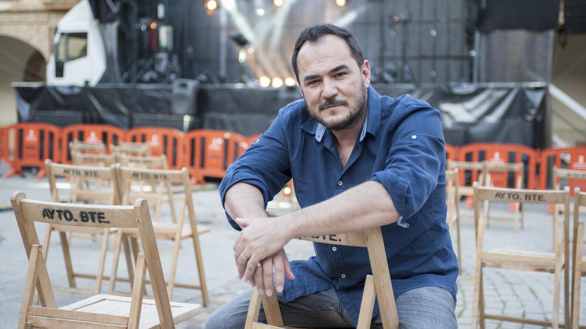 El cantante Ismael Serrano.