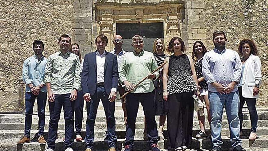 Joan Verger (Més per Montuïri) repite legislatura como alcalde