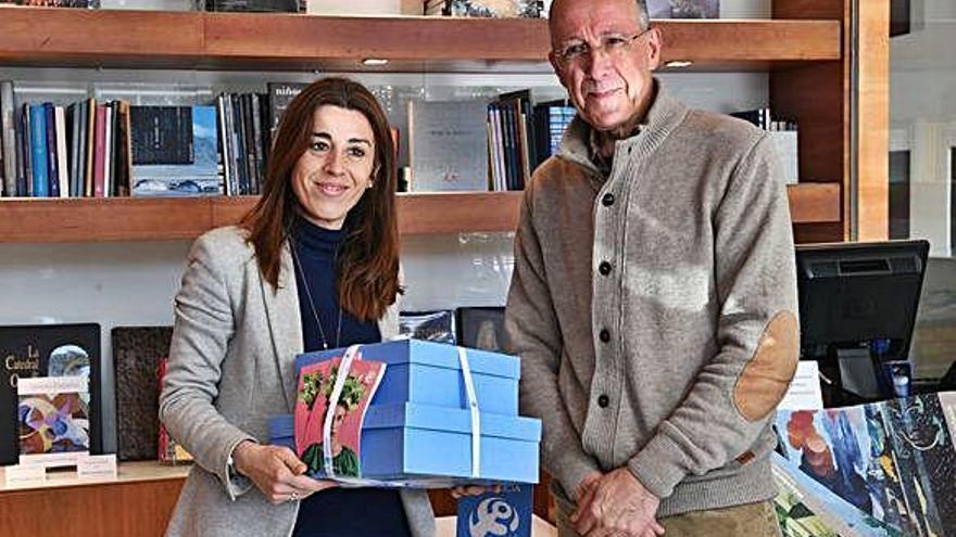 Un convenio para reforzar Artesanía de Galicia