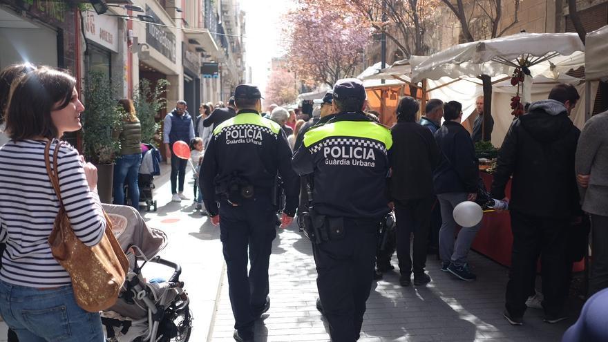 La Guàrdia Urbana de Figueres incorpora set caporals