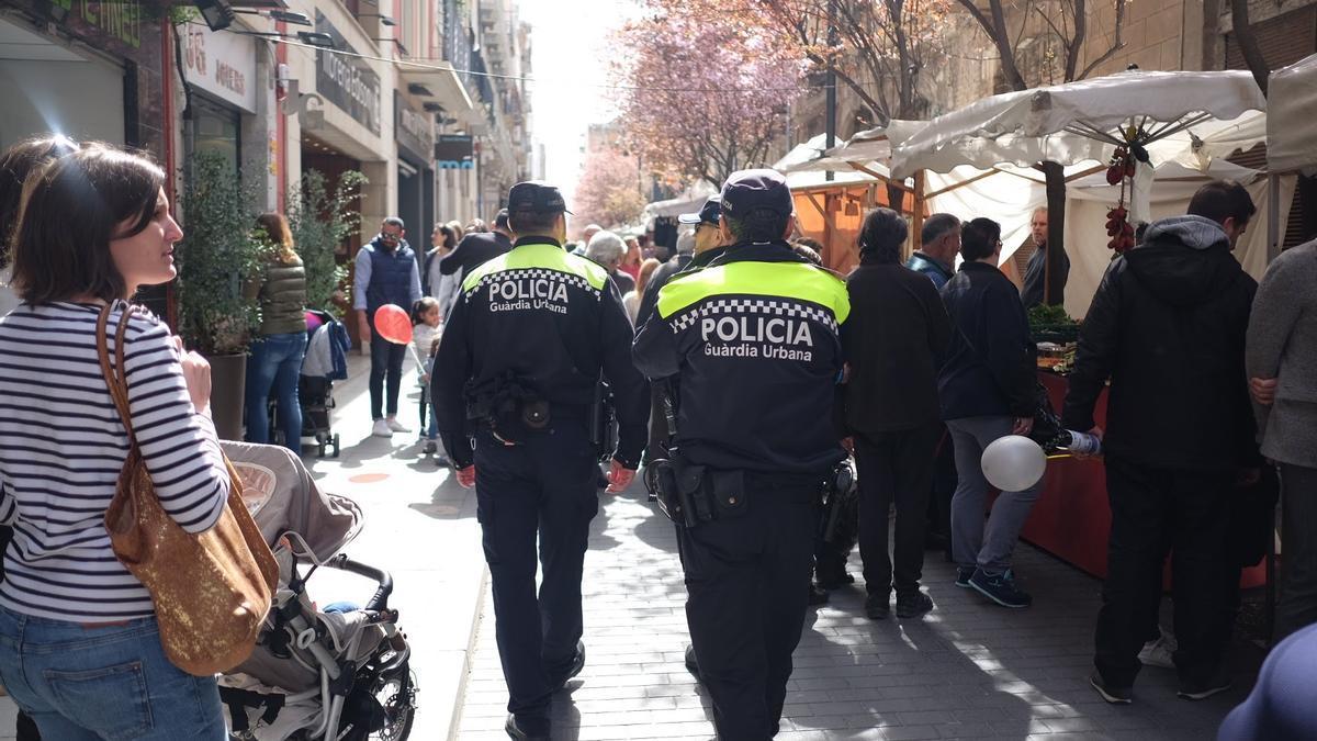 La Guàrdia Urbana de Figueres vol disposar d'una ràtio d'un agent per cada 500 habitants.