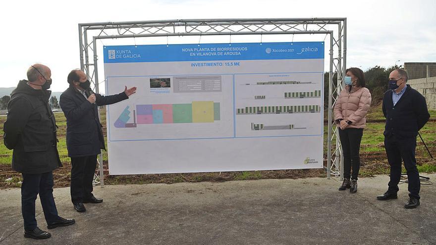 Sogama adquiere siete parcelas del polígono de Baión para la nueva planta de compostaje