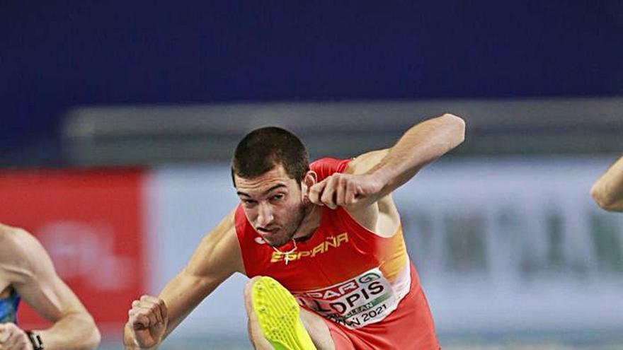 Llopis pasa a semifinales en Torun  y Salort no supera la primera criba