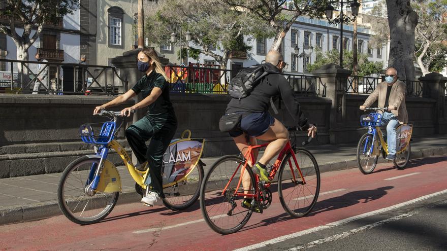 Urbanismo licita por 900.000 euros el carril bici en la Avenida Marítima