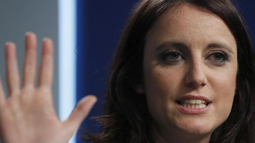 Andrea Levy será la 'número dos' del PP por Madrid