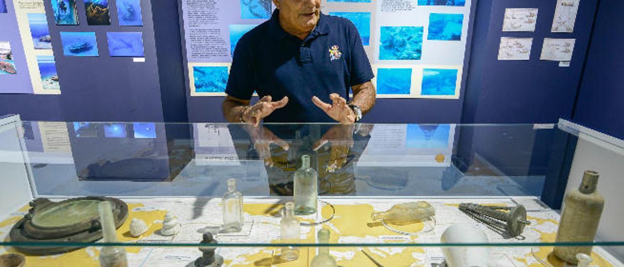 El tesoro submarino de Canarias, a flote