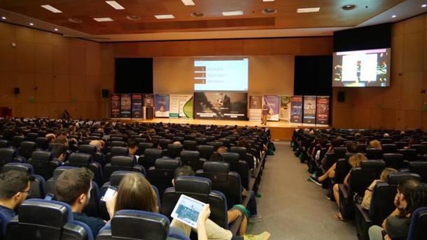 El congreso Seoplus 2019 reúne a un millar de personas en la Universidad de Alicante