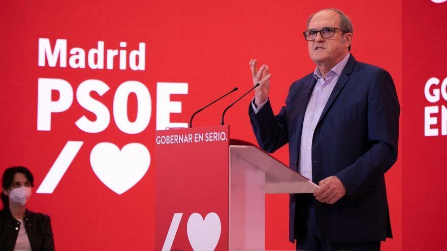 """Gabilondo inicia campaña insistiendo en acabar con """"el Gobierno de Colón"""""""