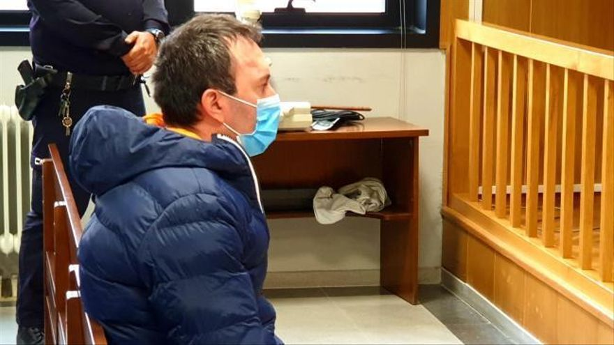 La Audiencia condena a 5 años y 10 meses al parricida de Sárdoma
