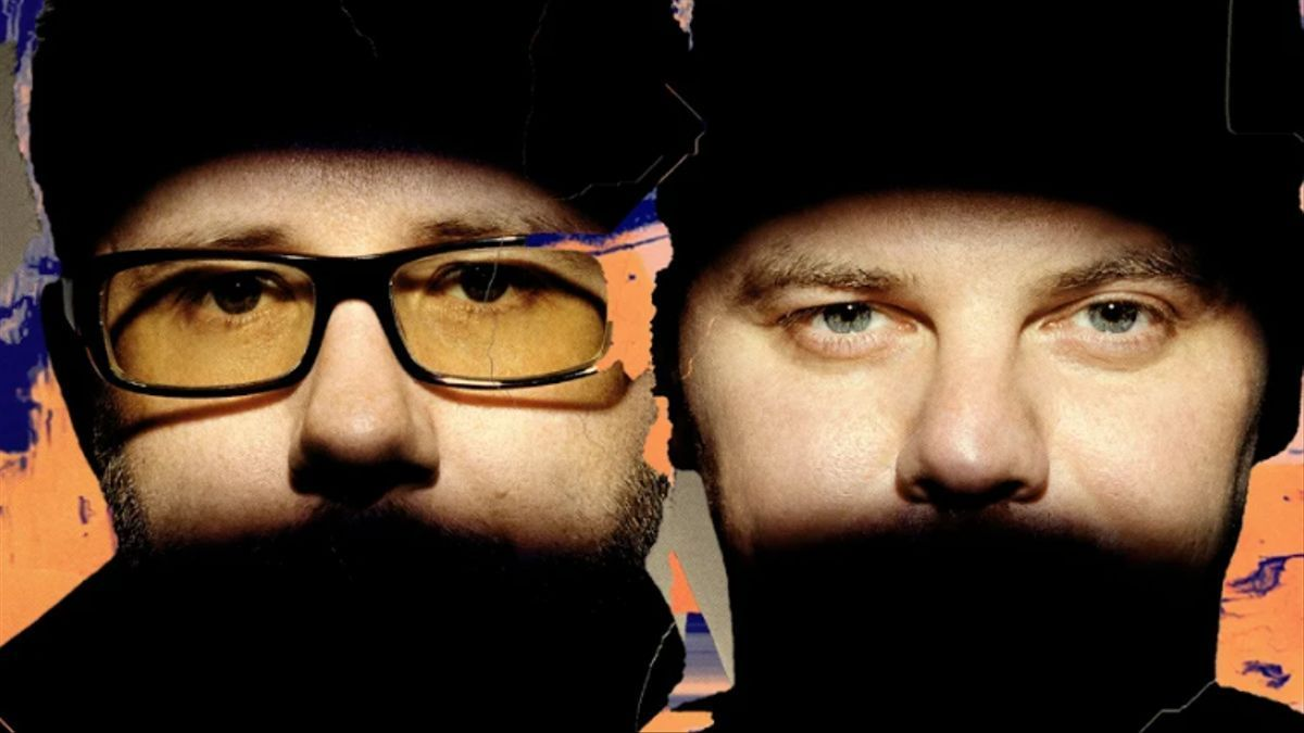 The Chemical Brothers, in a promotional image.