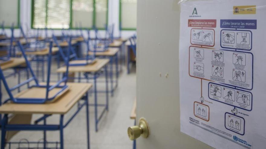 Los centros educativos de Castellón registran 114 alumnos y 18 docentes afectados por coronavirus