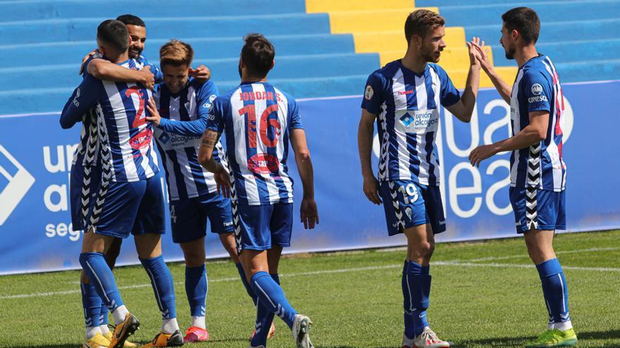 El Alcoyano quiere regalar un triunfo a su afición en el fin de liga