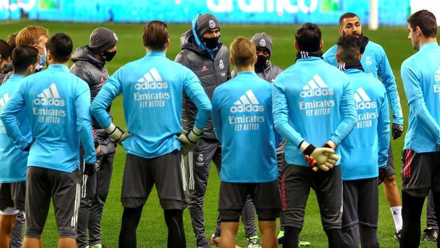 El renovado Athletic juzga en la Supercopa la irregularidad del Madrid