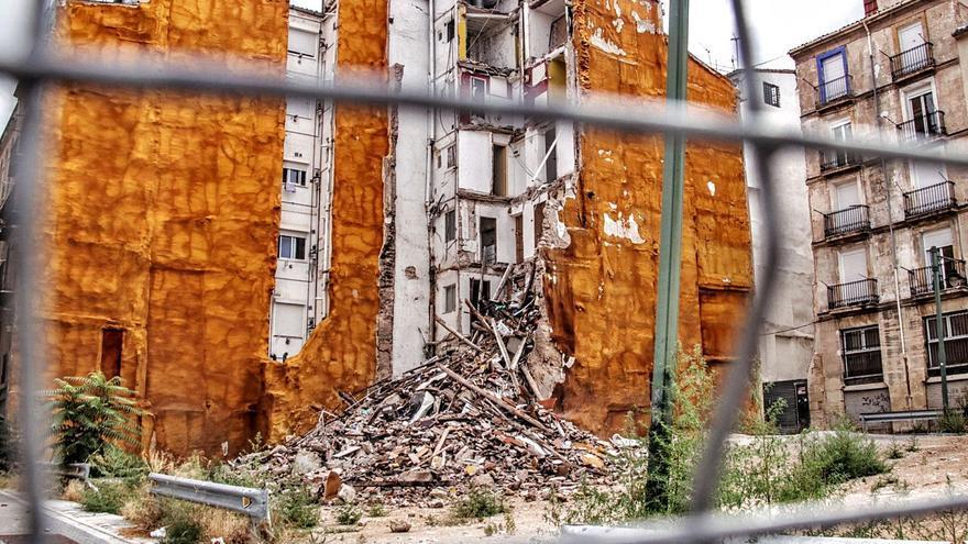 Solo 2.000 edificios de los 135.000 que tienen más de 50 años han pasado la inspección obligatoria