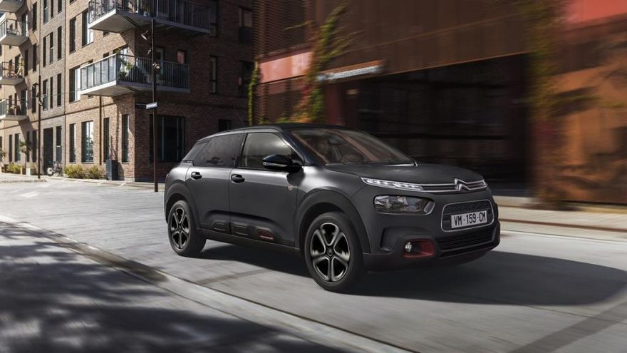 Citroën lanza el C4 Cactus C-Series, máxima comodidad por 15.550 euros