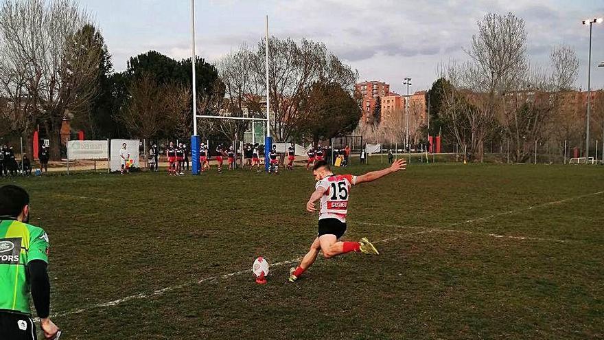 El Manresa Rugbi Club obre la lliga amb un triomf ampli i convincent