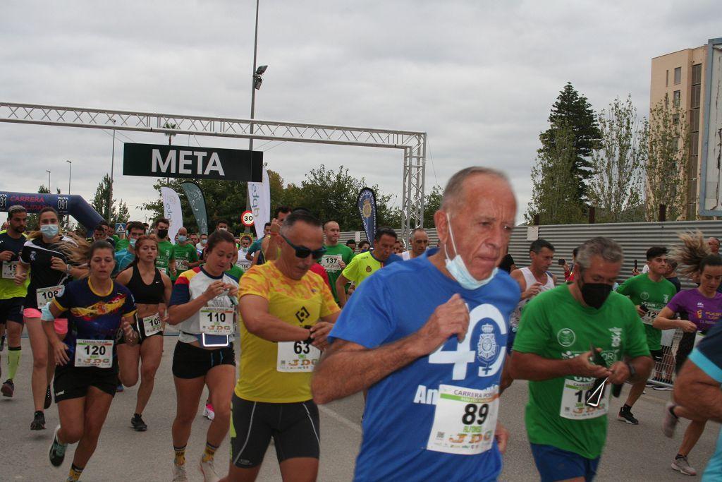 Run for Parkinson´s en Lorca