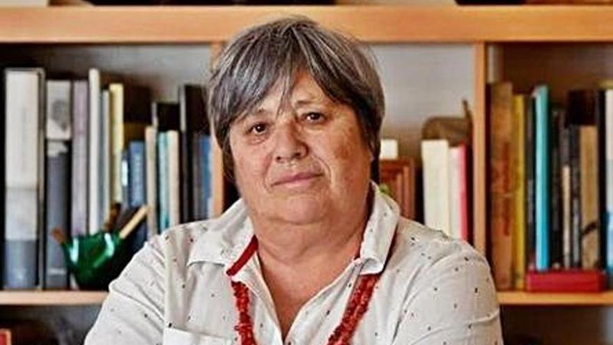 La escritora portuguesa Ana Luisa Amaral, Premio Reina Sofía de Poesía Iberoamericana