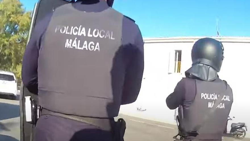 Detenido por intentar llevarse a su hija amenazando a familiares de su mujer