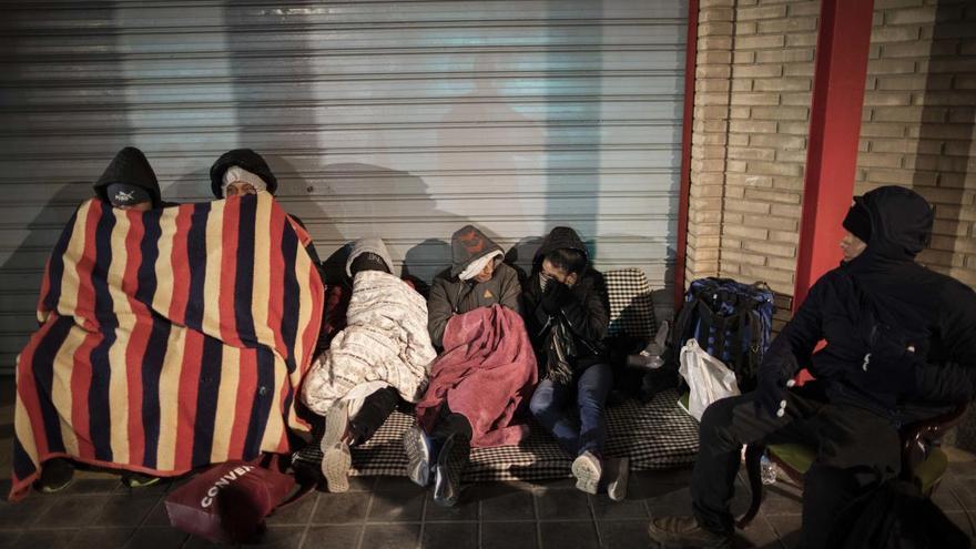 València registra más de 5.800 solicitudes de asilo y bate un nuevo récord