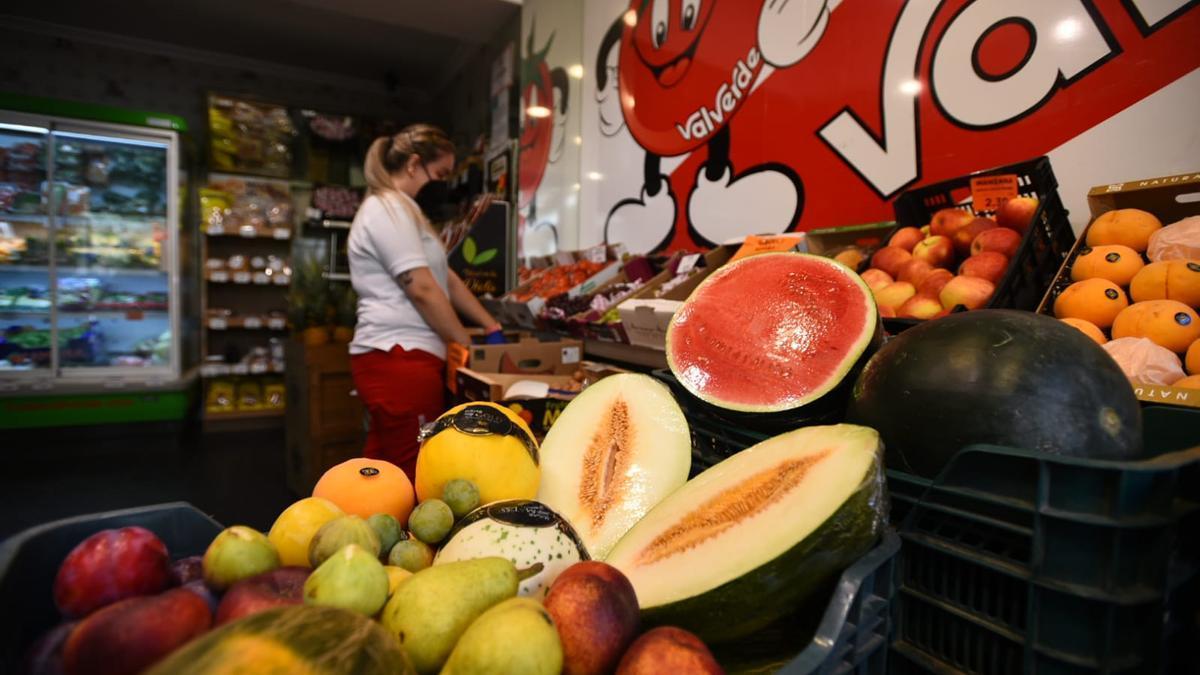 El melón y la sandía, entre las frutas favoritas para refrescarse en verano.