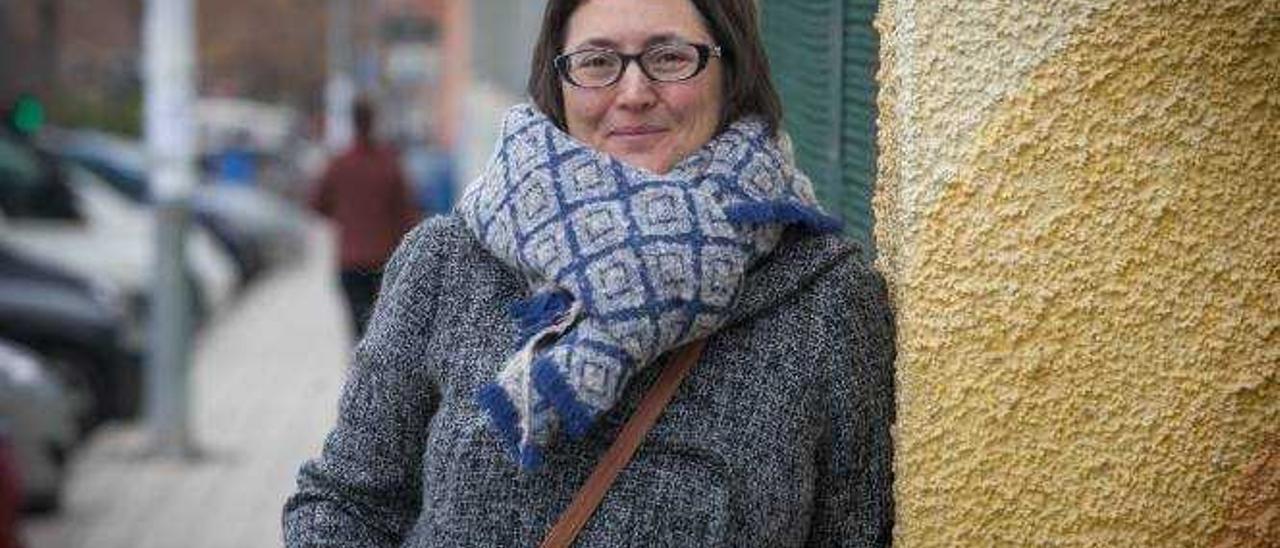 Sonia Tirado representa a padres de centros públicos en la federación provincial Enric Valor.