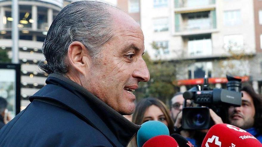 El juez imputa a Camps por contrataciones de Generalitat con la trama Gürtel