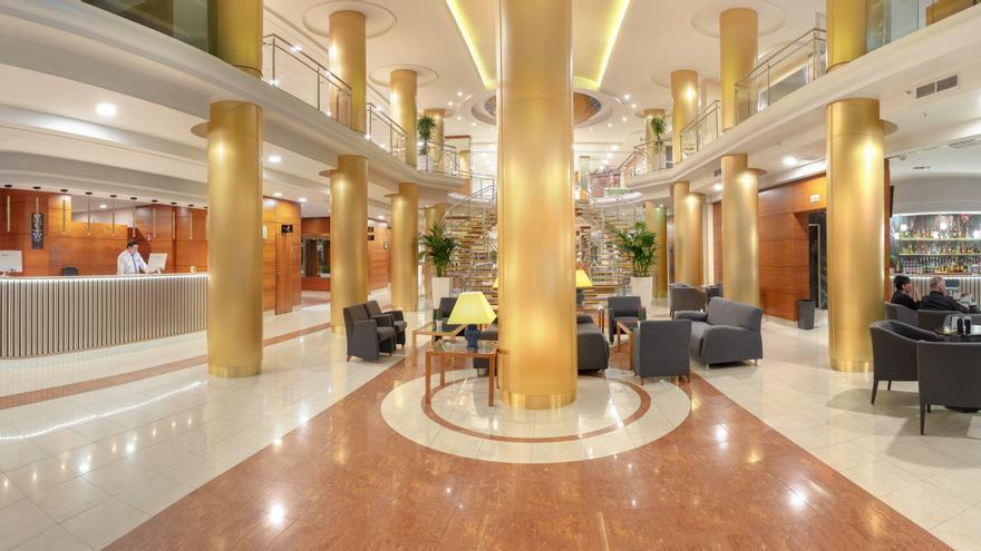 Así son las nuevas instalaciones del hotel RH Victoria de Benidorm