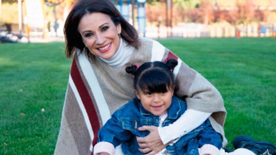 Silvia Jato da alas al síndrome 1p36