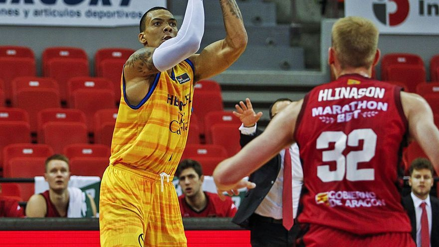 Wiley, cedido al Zaragoza hasta el final de curso