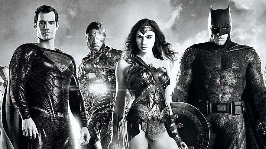 El rock de los superhéroes